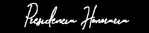 Firma Presidencia Honoraria